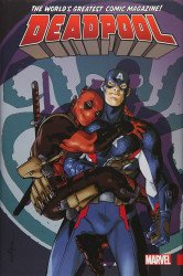 Marvel Comics's Deadpool Hard Cover # 4