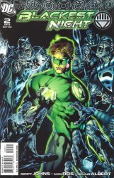DC Comics's Blackest Night Issue # 2