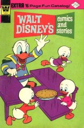 Gold Key's Walt Disney's Comics and Stories Issue # 411whitman