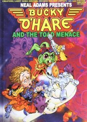 Vanguard Productions's Bucky O'Hare and the Toad Menace Soft Cover # 1-2nd print
