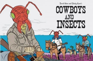 Alternative Comics's Cowboys And Insects Issue # 1