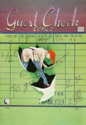 Dolphin-Moon Press's Guest Check Comix Issue # 1