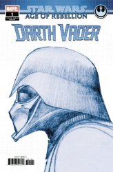 Marvel Comics's Star Wars: Age of Rebellion - Darth Vader Issue # 1d