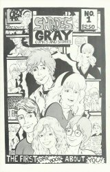 Lady Luck Ltd's Shades of Gray Comics & Stories Issue # 1