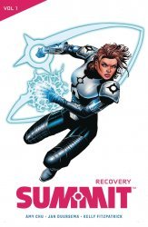 Lion Forge Comics's Catalyst Prime: Summit TPB # 1