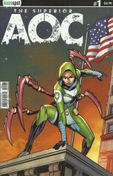 Keenspot Entertainment's The Superior AOC Issue # 1c