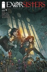 Image Comics's Exorsisters Issue # 5b