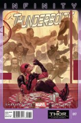 Marvel Comics's Thunderbolts Issue # 17