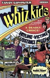 Archie's Whiz Kids: A Deadly Choice! Issue # 1b