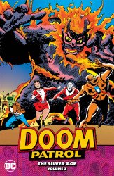 DC Comics's Doom Patrol: The Silver Age TPB # 2