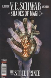 Titan Comics's Shades of Magic: The Steel Prince Issue # 4