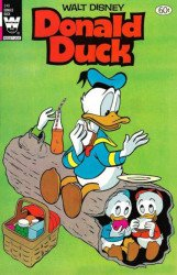 Whitman's Donald Duck Issue # 240whitman-b