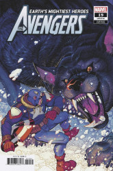 Marvel Comics's The Avengers Issue # 19c
