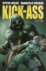 Image Comics's Kick-Ass Issue # 12
