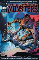 American Mythology's American Mythology: Monsters Issue # 1