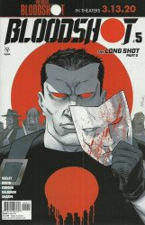 Valiant Entertainment's Bloodshot Issue # 5