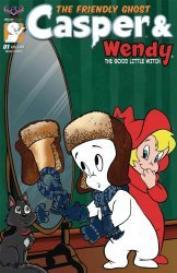 American Mythology's Casper and Wendy Issue # 1