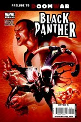 Marvel Comics's Black Panther Issue # 12