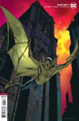 DC Comics's Man-Bat Issue # 1b