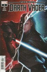 Marvel Comics's Star Wars: Darth Vader Issue # 5