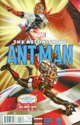Marvel's Astonishing Ant-Man Issue # 3d