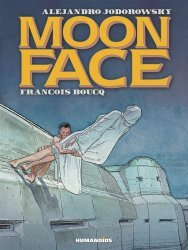 Humanoids Publishing's Moon Face Hard Cover # 1