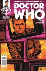 Titan Comics's Doctor Who: 10th Doctor - Year Three Issue # 6