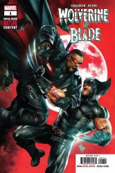 Marvel Comics's Wolverine vs Blade Special Issue # 1