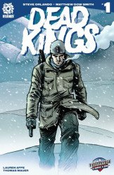 AfterShock Comics's Dead Kings Issue # 1fcc