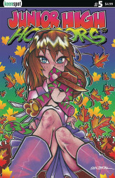 Keenspot Entertainment's Junior High Horrors Issue # 5c