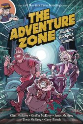 First Second Books's The Adventure Zone Hard Cover # 2