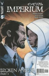 Valiant Entertainment's Imperium Issue # 5b