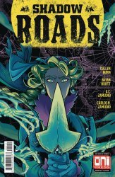 Oni Press's Shadow Roads Issue # 5