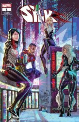 Marvel Comics's Silk Issue # 1unknown-c