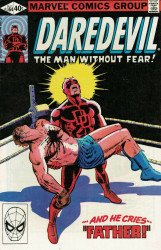 Marvel Comics's Daredevil Issue # 164