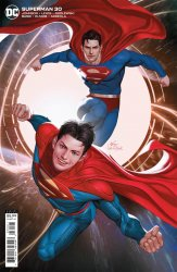 DC Comics's Superman Issue # 30b