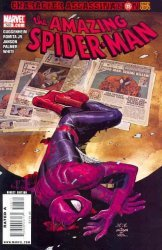 Marvel Comics's The Amazing Spider-Man Issue # 588
