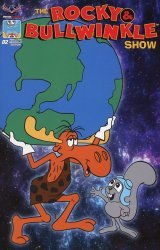 American Mythology's Rocky & Bullwinkle Issue # 2e