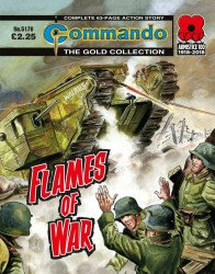 D.C. Thomson & Co.'s Commando: For Action and Adventure Issue # 5176