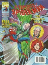 Marvel UK's Exploits of Spider-Man Issue # 2