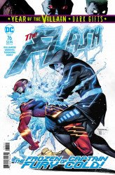 DC Comics's The Flash Issue # 76
