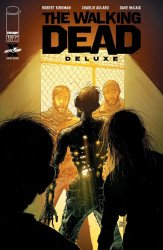 Image Comics's Walking Dead: Deluxe Issue # 13b