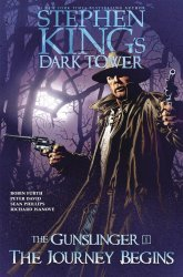 Gallery 13's The Dark Tower: Beginnings Hard Cover # 6