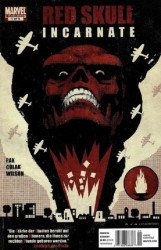 Marvel Comics's Red Skull Issue # 1b