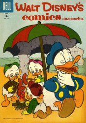 Dell Publishing Co.'s Walt Disney's Comics and Stories Issue # 201b