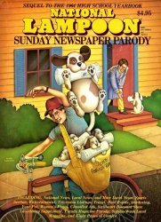 National Lampoon's National Lampoon: Sunday Newspaper Parody Soft Cover # 1