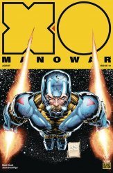 Valiant Entertainment's X-O Manowar Issue # 19d
