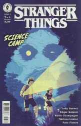 Dark Horse Comics's Stranger Things: Science Camp Issue # 3b