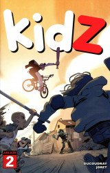Ablaze Media's Kidz Issue # 2c