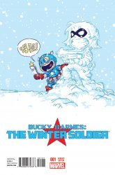 Marvel's Bucky Barnes: Winter Soldier Issue # 1c